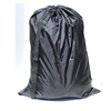 "Black Laundry Bag with Carry Strap 30""x40"" (each)"