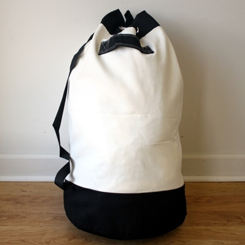 "Canvas Laundry Bag 24"" x 30"" Shoulder Strap"