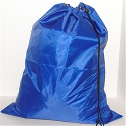 "Premium Royal Blue Laundry Bag 22"" x 28"" with Grommet (each) - 420 Denier"