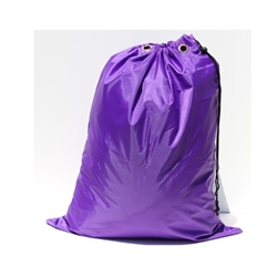 "Purple Laundry Bag 22"" x 28"" with Grommet (each)"