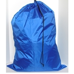 "Non-Washable Polyester Bag 30"" x 40"" - Blue"