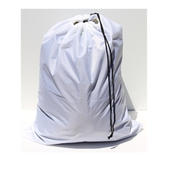 "White Laundry Bag 22"" x 28"" with Grommet (each)"