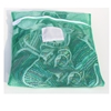 "Zipper Green Mesh Net Laundry Bags 24"" x 36"""